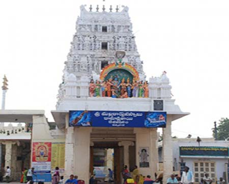 Temples in Nellore