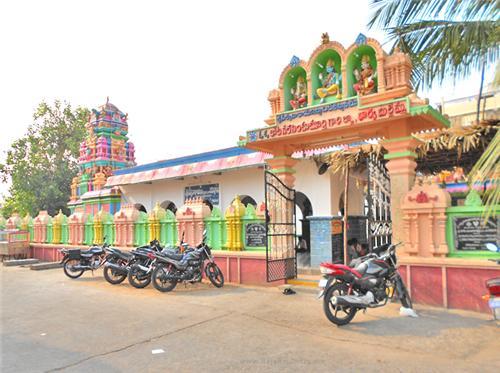 Temples in Rajahmundry