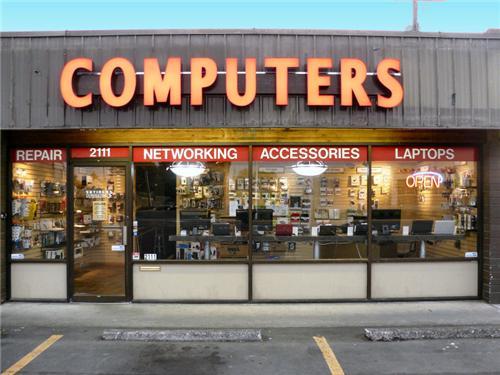 Computer store in Rajahmundry