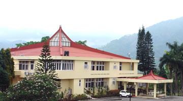Raj BHawan in Itanagar