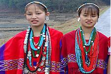 hill miri tribe