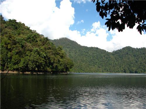 Mehao lake