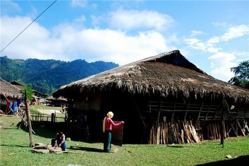 Kazu village