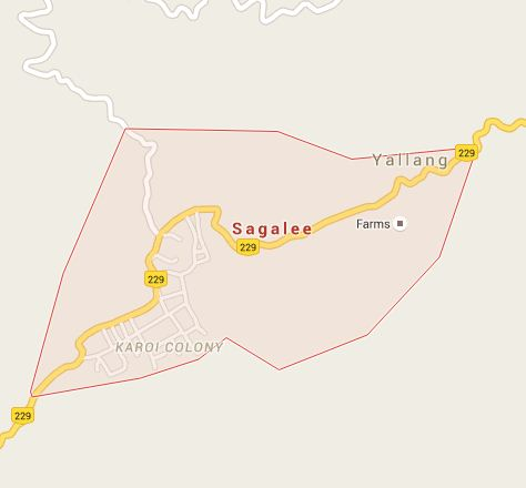About Sagalee