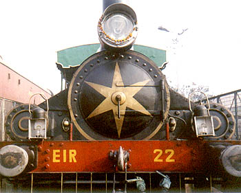 East Indian Railway in Asansol