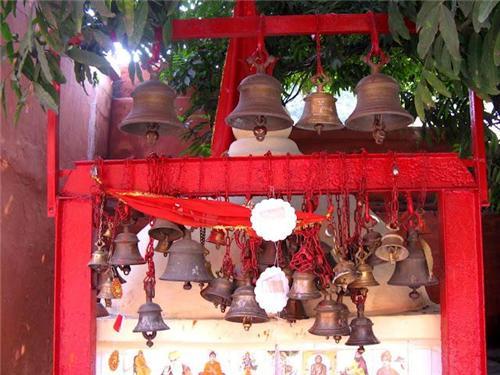 Legends around Kalyaneswari Temple