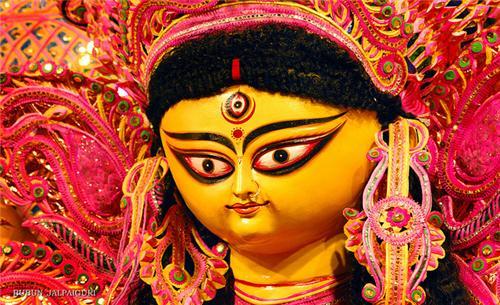 Durga Puja in Asansol