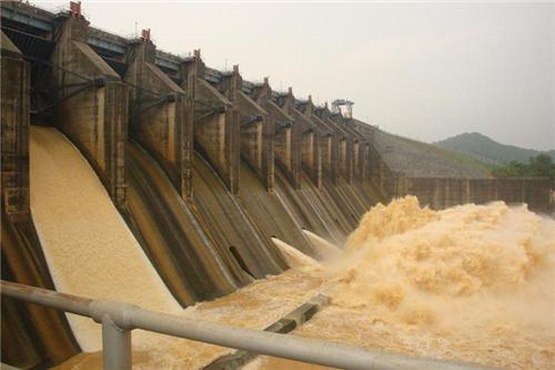 Maithon dam in Asansol