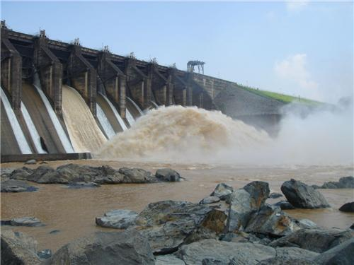 Panchet dam  of Asansol