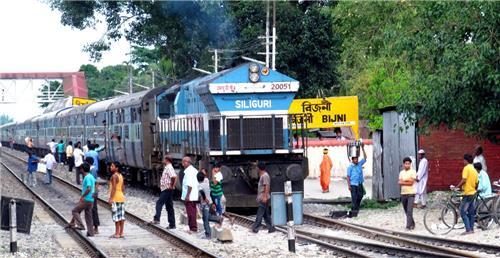 Bijni Railway Station