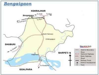 About Bongaigaon