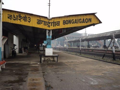 Transport in Bongaigaon