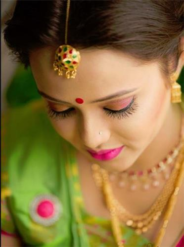 Jitu Barman Bridal Make up