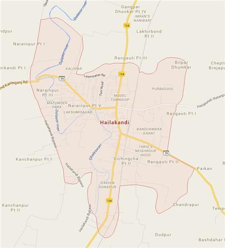 About Hailakandi