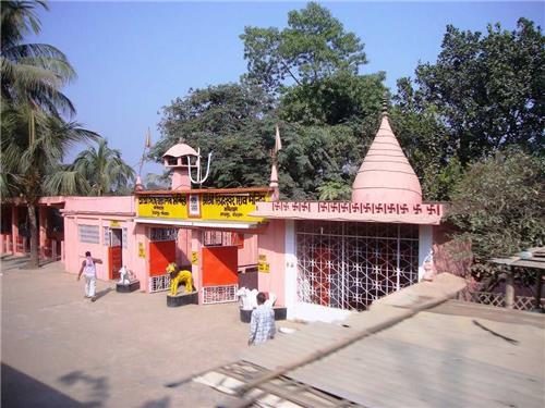 Siddyashar Bari Sibmandir