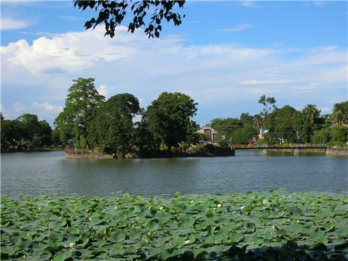 Tourist places in Tezpur
