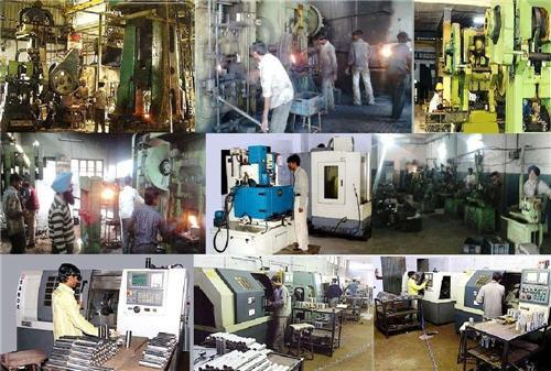 Industrial Growth in Balasore