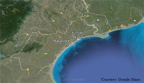 Geography of Balasore