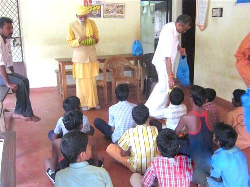 Social Service in Baleshwar