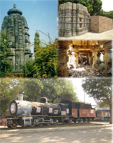History of Baripada