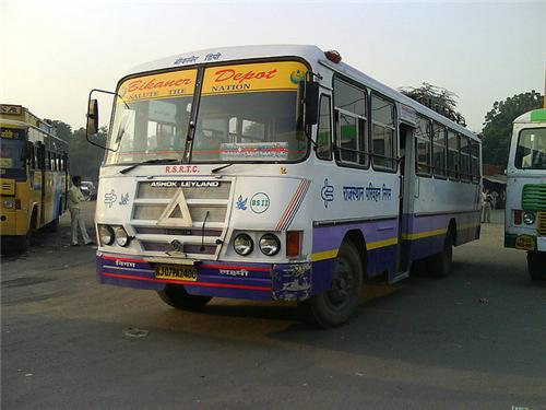 Transportation in Banswara