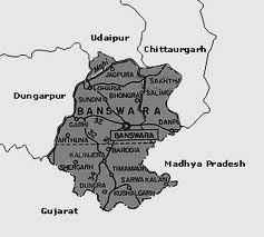 Geography of Banswara