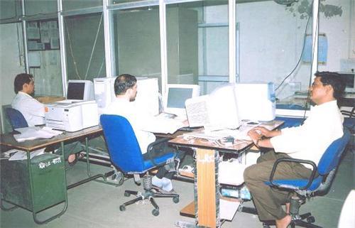 Baran NIC District Centre