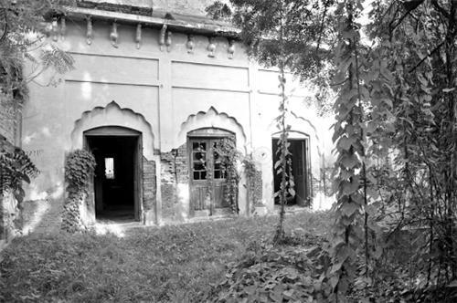 Fort of Barnala