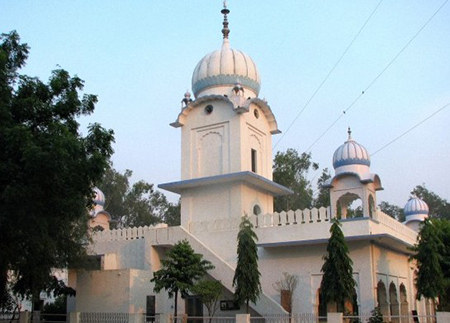 Barnala Religious Places