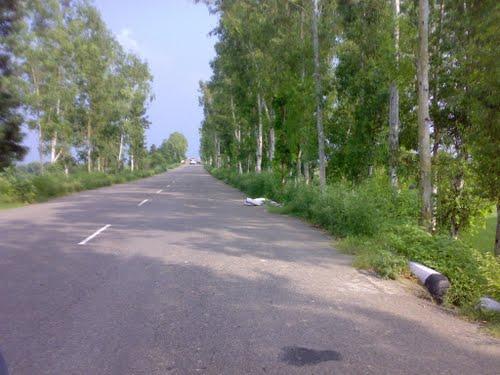 Roads of Batala