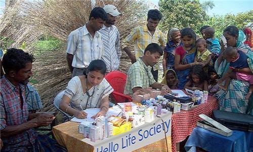 NGO Camp