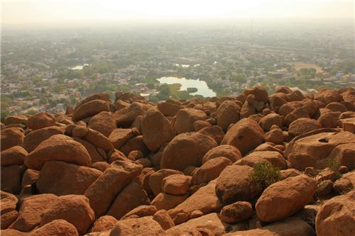 Geography of Bellary