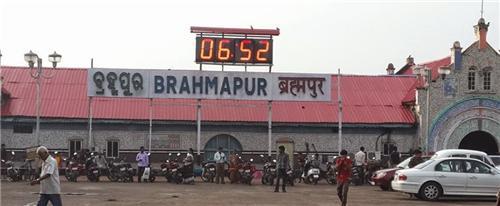 Transport in Berhampur
