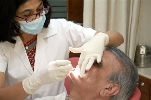 Dental clinics in Berhampur
