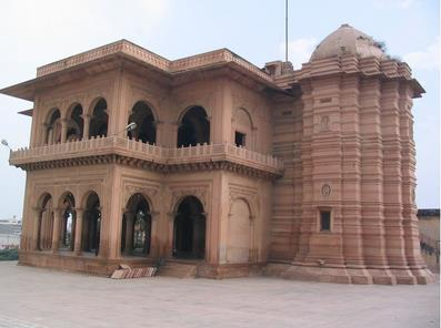 Ganga Temple Bharatpur