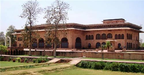 Deeg Fort in Bharatpur