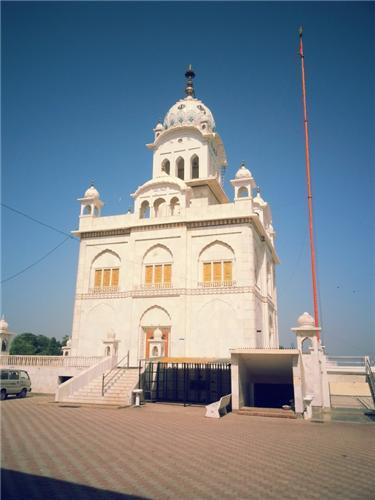 Gurudwara Chadar Saheb