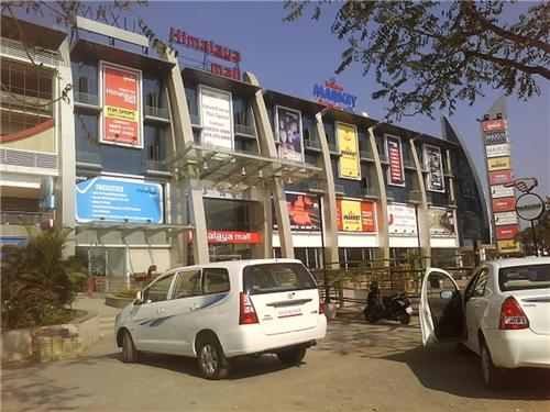 Shopping malls in Bhavnagar