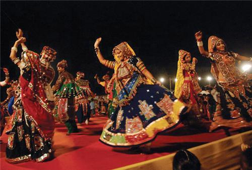 Dance forms of Bhavnagar