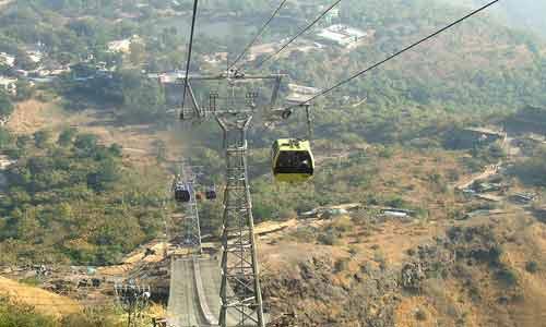 Pavagadh near Bhavnagar