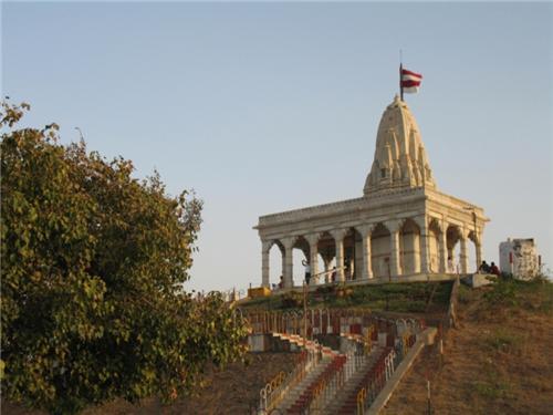 Takhteshwar temple in Bhavnagar