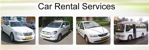 Car on Rent in Bhilai