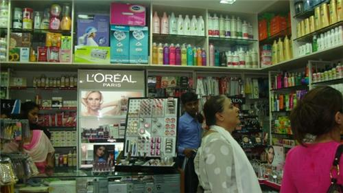 Cosmetic Shops in Bhilai