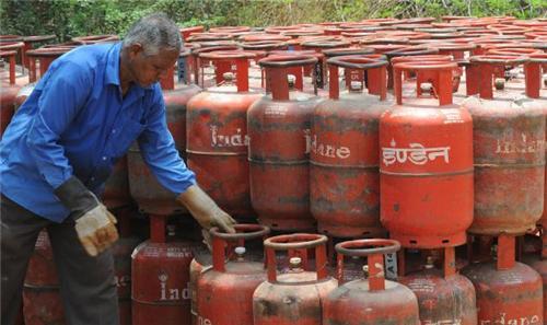 LPG Connections in Bhilai