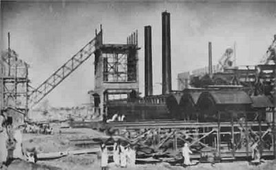 History of Bhilai Steel Plant
