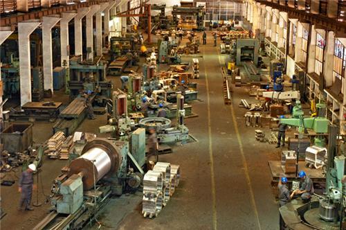 Industry in Bhilai