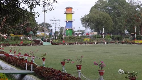 Parks and Gardens in Bhilai