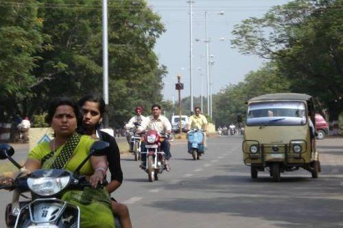 Roadways in Bhilai