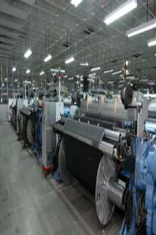 Production at Bhiwani Textile Mill