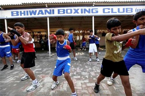 Prominent Boxers from Bhiwani